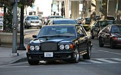 Bentley Turbo RT Mulliner (SPV Automotive) Tags: bentley turbo rt mulliner sedan exotic luxury car black