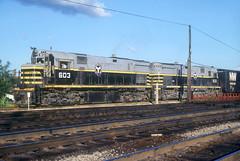 BRC Alco C424 603 (Chuck Zeiler) Tags: brc alco c424 603 railroad locomotive jhnixon chz