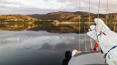 LochTarbert, Jura A peaceful anchorage at the end of the day (Graham Cameron Himself) Tags: evening harbour island jura peaceful rocks rocky scotland scottishloch seascape seaside sunshine unitedkingdom
