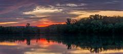 _DSC0020-Pano (johnjmurphyiii) Tags: clouds connecticut connecticutriver cromwell dawn originalnef riverroad riverportpark sky summer sunrise tamron18270 usa johnjmurphyiii