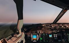 SBPJ airborne (Palmas-TO) (danielrds) Tags: prepar3d p3d 3d b738 b737 800 prgxz brasilia sbbr sbpj palmas brazil online ivao boeing airlines glo gol g3 texture high i7 intel sky aviation virtual flickr aviaçãovirtual aviacao aviacaovirtual cabine aviao