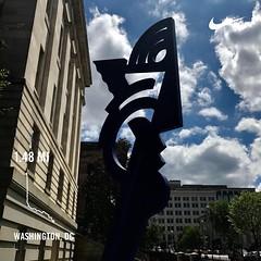 #activetransportation walking through the future ❤️ DC #Lichtenstein