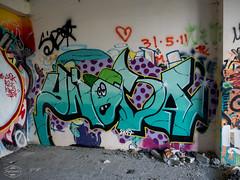 E-M1MarkII-13. Juli 2017-15-39-07 (spline_splinson) Tags: consonno graffiti graffitiart graffity italien italy lostplace losttown ruin ruinen ruins lombardia it