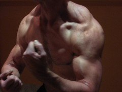 BIG BULGING BICEPS (flexrogers7) Tags: mondo strong flexing bodybuilding round guns muscles muscleart muscle musclemodel muscular massice bicep bodybuilder bizeps big bodybuild bodybuid bicepart bigbiceps abs bizep hugebiceps biceps chest jacked uscles pecs thick triceps exercise flex shoulders delts traps lats ripped peaked hard weightlifter workout peak huge