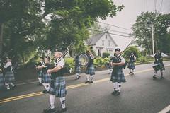 St. George Days Parade - Tenants Harbor Maine (Jonmikel & Kat-YSNP) Tags: maine tenantsharbor me stgeorge summer parade smalltown midcoast bagpipes