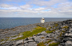 Blackhead Lighthouse. (mcgrath.dominic) Tags: blackheadlighthouse karstlandscape lighthouse coclare