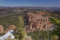 Bryce Canyon South Western Utah  18 (Largeguy1) Tags: approved bryce canyon south western utah landscape bluesky mountains snow canon 5d mark ii