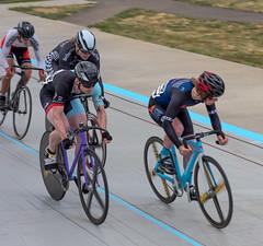 keirin qualifier (tangobiker) Tags: velodrome racing track bicycle oregon