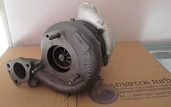 Turbina Garrett Cherokee (Marcos Turbo) Tags: turbo turbina jeepcherokee garrett conserto