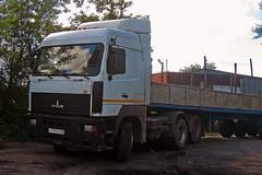 MAZ-6312  У 111 КК 45 (RUS) (zauralec) Tags: kurgancity streetclarazetkin город курган улица автомобиль грузовик маз maz6312 у 111 кк 45 rus