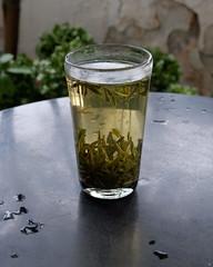 (giovdim) Tags: tea verre glass green greentea longjing relax relaxing light