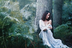 ~Do your thing. Do it unapologetically. Don't be discouraged by criticism. You probably alread.......... (abi.garvey) Tags: fairytale fairytalephotography fantasy fashion fineart ferns forest selfportrait selfportraitproject selfpic selflove nikon nikon50mm flickr