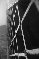 Grid link (Greenneck) Tags: symmetry symmetrical geometrical abstract blackandwhite leadinglinesedit