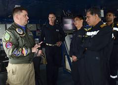 India, Japan, and the United States Deepen Maritime Partnerships at Exercise Malabar (#PACOM) Tags: ussnimitz cvn68 deployment bayofbengal