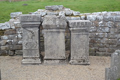 Carrawburgh - Temple of Mithras, Hadrian's Wall, Northumberland. (greentool2002) Tags: english heritage england carrawburgh temple mithras hadrians wall northumberland roman britain brocolitia