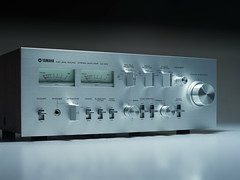 Yamaha CA 810 Stereo Amplifier (oldsansui) Tags: 1970 1977 1970s audio classic yamaha stereo receiver amplifier amp retro vintage sound hifi old radio design music analog seventies madeinjapan 70erjahre solidstate electronic