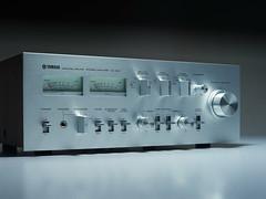 Yamaha CA 810 Amplifier (oldsansui) Tags: 1970 1977 1970s audio classic yamaha stereo receiver amplifier amp retro vintage sound hifi old radio design music analog seventies madeinjapan 70erjahre