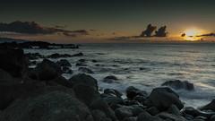 Sea of Tranquility (jijake1977) Tags: sunset haleiwa northshore hawaii travel vacation adventure tamronaf16300mmf3563diiivcpzdmacro