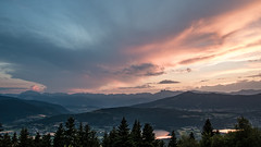Le Vercors et le plateau Matheysin (isère) - France (pascal548) Tags: vercors montagne nuit lac eu