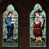 All Saints Church Wilden Stained Glass 8 (ahisgett) Tags: stained glass burnejones william morris arts crafts