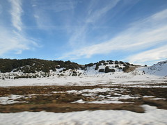 Hills and snow fields, Middle Atlas near Azrou, Morocco (Paul McClure DC) Tags: middleatlas morocco jan2017 almaghrib ifrane azrou mountains winter scenery snow northafrica