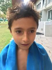 Dopo due ore in acqua (Danilo Marrani) Tags: bebè baby sweet draem little budu bambino neonato