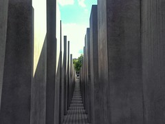Holocaust Memorial (brimidooley) Tags: berlin deutschland germany europe city citybreak travel holocaust shoa