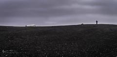 DSC_0355B (Quiet Storm!) Tags: nikond4 quietstormphotography quietstorm quietstormphotos oscarrivera iceland airplane beach lone