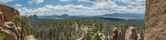 Pano (TimSenese) Tags: colorado hiking pikes peak rocky mountains mountain long scraggy chair rock climbing backpacking