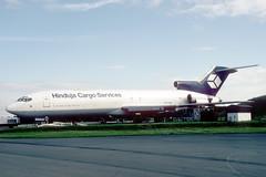 VT-LCB Boeing 727-243(F) Hinduja Cargo Services (pslg05896) Tags: vtlcb boeing727 hinduja qla eghl lasham
