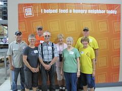 7.20.17 Faith UMC  Rockford Work Camps @ Senior Grocery Market