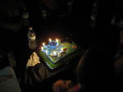 IMG_4515 (computermedicnc) Tags: boy boys girl girls man woman people kids birthday party defygravity cake presents friends