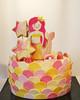 Mermaid Cake (Passione: Cupcakes!) Tags: cake cakedesign cakedecoration decoratedcake biscuits decoratedbiscuits decoratedcookies mermaid mermaidcake tartasirena tortasirena