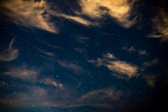 Starry sky (dayonkaede) Tags: starry sky star landscape nature cloud light nikon d750 200mm f18