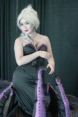 D23-V 0265 (Photography by J Krolak) Tags: cosplay costume masquerade d23 disney mousquerade d23expo ursula littlemermaid anaheim california usa d232017disneyfanexpo