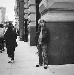 000053490007 (Joseph Chao) Tags: nyc new york usa us negative film blackandwhite bw buyfilmnotmegapixels people snapshot empire state big apple street photography city newyorker fujifilm gf670 120 6x6