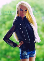 Dasha (Michaela Unbehau Photography) Tags: integrity toys dasha daytime impact fashion royalty fr fr2 blonde outdoor michaela unbehau fashiondoll doll dolls toy photography mannequin model mode puppe fotografie