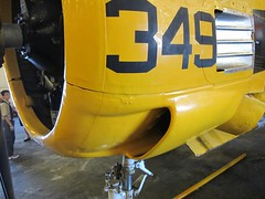 "North American T-28B Trojan 10 • <a style=""font-size:0.8em;"" href=""http://www.flickr.com/photos/81723459@N04/35972052671/"" target=""_blank"">View on Flickr</a>"