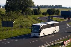 Mercedes Tourismo (Konrad Krajewski) Tags: mercedes tourismo