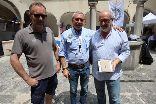 consegna dono al museo Andres Touceda (Spagna)