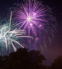 Happy Independence Day (hgxphoto) Tags: fireworks independenceday night longexposure philadelphia