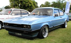 B615 XTA (Nivek.Old.Gold) Tags: 1985 ford capri 28 injection special mk3