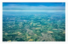 North of London looking north, taken with an I Phone. (Richard Murrin Art) Tags: northoflondonlookingnorth takenwithaniphone richard murrin art photography canon 5d landscape travel images building cool