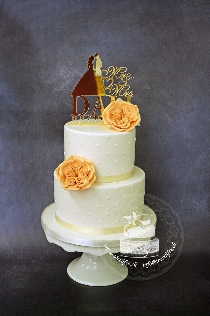 The World S Most Recently Posted Photos Of Gold And Weddingcake