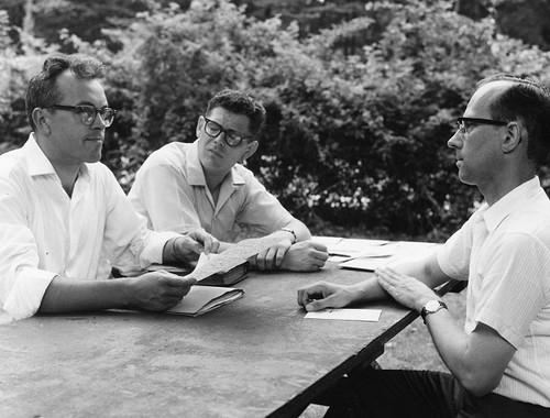 2961 Missionary Retreat 1964