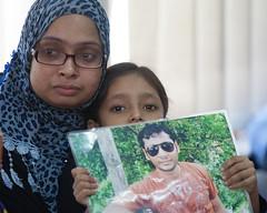 20161204-Mahmud_Hossain_Opu00007 (dhakatribune) Tags: bnp daughter disappear father lost missing parvejhossain ridhi