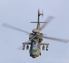Apache Helicopter (cjf3.) Tags: apache gunship apachehelicopterdisplayteam armyaircorps