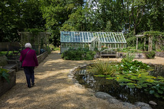 Country Garden (paul_taberner_photography) Tags: ribbyhall greenhouse garden