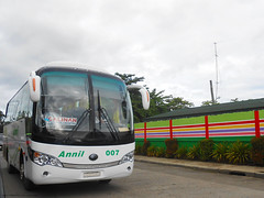 Annil 007 (Monkey D. Luffy ギア2(セカンド)) Tags: yutong bus mindanao philbes philippine philippines photography photo enthusiasts society road vehicles vehicle explore