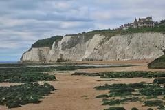 Broadstairs (gary8345) Tags: 2017 uk unitedkingdom greatbritain britain england kent broadstairs vikingbay beach cliff cliffs sea seaside snapseed